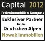 Capital exklusiver Partner für die Deutschen Alpen