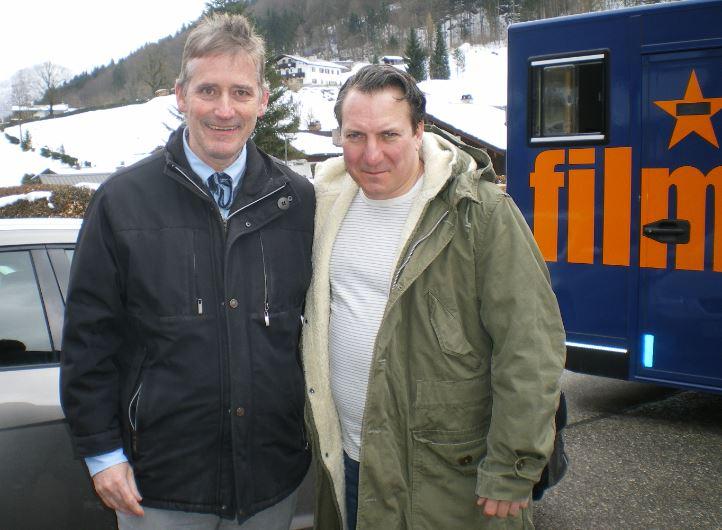 Armin Nowak und Robert Palfrader