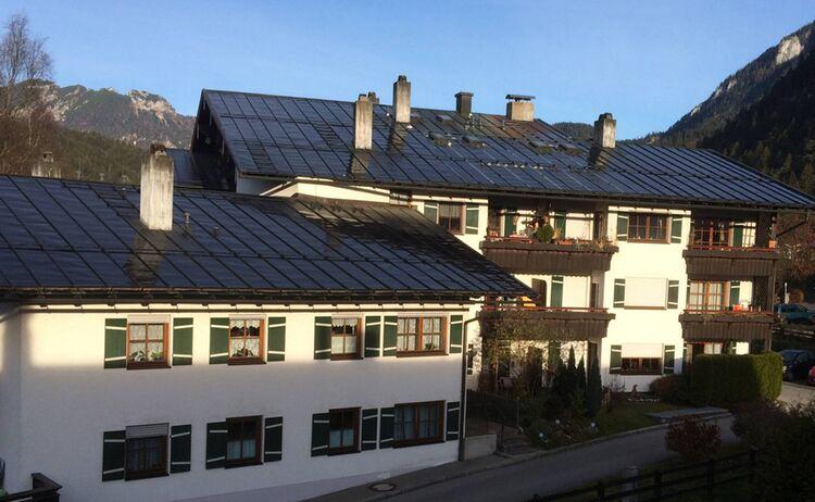 Bayerhauesl Ansicht Hausverwaltung